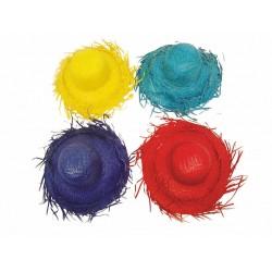 Chapeaux Caraïbe 4 couleurs