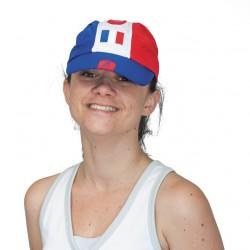 Casquette de supporter français