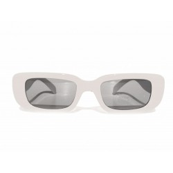 Lunettes star blanche