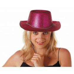 Chapeaux cowboy paillettes