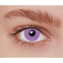 Lentilles iris violette