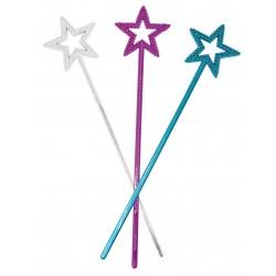 Baguette magique en étoile