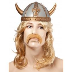 Casque de Viking à cornes courtes