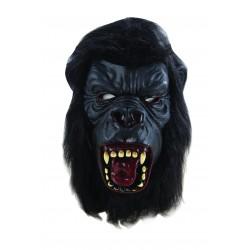 Masque de gorille en latex