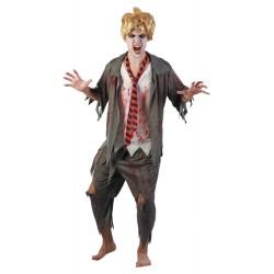 Etudiant zombie