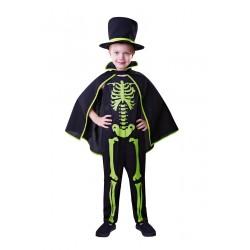 Mister squelette vert