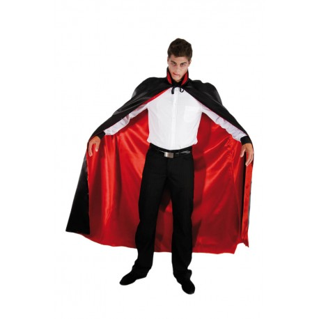 Cape Dracula satin luxe