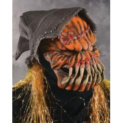 Masque de citrouille horreur