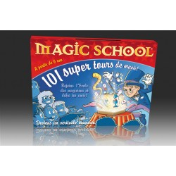 Coffret Magic School 101 tours