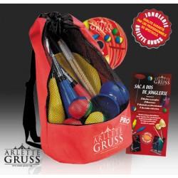 Kit de jonglerie ARLETTE GRUSS
