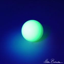 Balle de scène phospho - 100mm