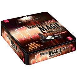 Coffret magie 80 tours de cartes