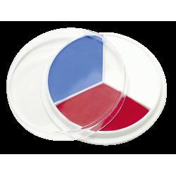 Trio aqua color