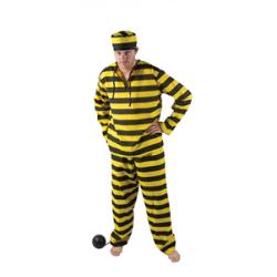 Prisonnier noir et jaune luxe