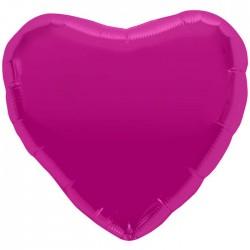 Ballon aluminium coeur