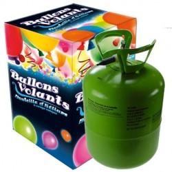 Bouteille d'hélium jetable (30 ballons)
