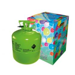 Bouteille d'hélium jetable (50 ballons)