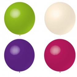Ballon opaque rond (40cm)