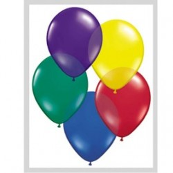 Ballon transparent (28cm)