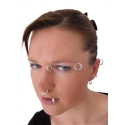 Faux piercing