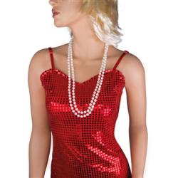 """Collier """"sautoir"""" perles"""
