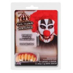 Dentier clown tueur