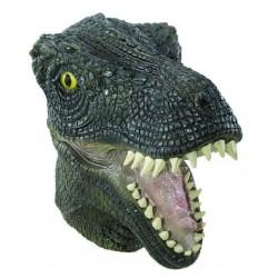Masque adulte latex intégral T.rex