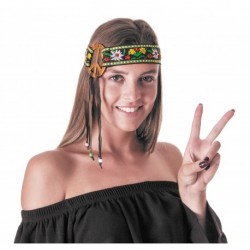 Bandeau peace and love