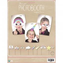 Photobooth licorne