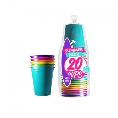 Original Cup gobelets summer 53cl