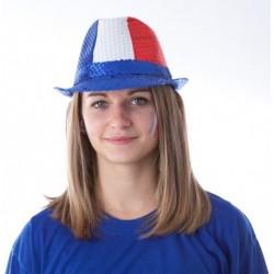 Borsalino sequin tricolore