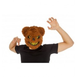 Masque ours brun tueur
