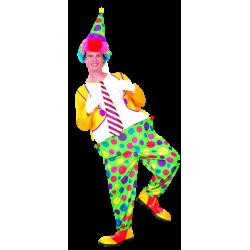 Combinaison clown luxe