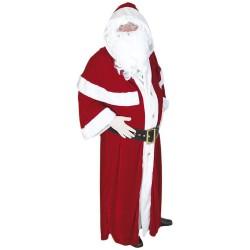 Père Noël Europeen velours