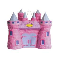 Château princesse rose