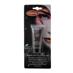 Maquillage crème à base d'eau