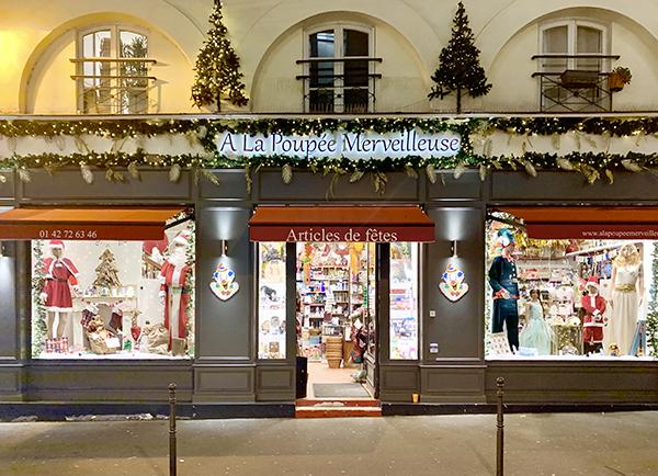 Boutique A la poupée merveilleuse